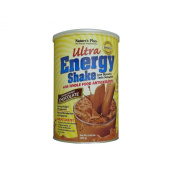 Ultra Energy Shake, Supercharged Chocolate, 0.80 lbs