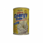 Nature's Plus, Ultra Energy Shake, Invigourating Vanilla, 0.80 lbs