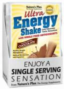 Natures Plus ULTRA ENERGY CHOCOLATE SHAKE 8 PK