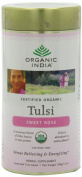 Organic India , Tulsi Tea, Loose Leaf Blend, Sweet Rose, Caffeine-Free, 100ml (100 g) 2.9 x 7.4cm x 15cm