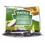 Heinz 7 Month Apple Biscotti 60g