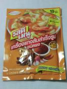 RosDee Menu Spice & Sour Soup Powder 40g.