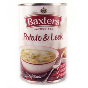 Baxters Favourite Potato and Leek 415g