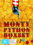 Monty Python Boxset (And Now for Something Completely Different/The Meaning of Life/Life of Brian/Holy Grail/Flying Circus/Live [Region 4]