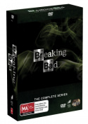 Breaking Bad [21 Discs] [Region 4]