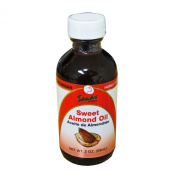 Sanar Naturals Sweet Almond Oil 60ml Aceite de Almendras CombineShiping Available