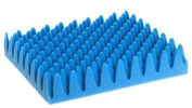 Duro-Med Convoluted Foam Chair Pad, Blue