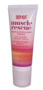 Deep 50g Heat Muscle Rescue Neck and Shoulder Cream