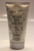 Brilliant White Diamonds by Elizabeth Taylor Women 50ml Refreshing Body Wash Shower Gel