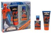 Spiderman Gift Set EDT 25 Ml + Shower Gel 60 Ml