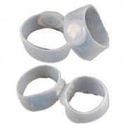 Reduce Fat On Body, Increase Metabolism ~ ~ Slimming Toe Ring One Pair