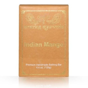 Amazing Ayurveda Premium Handmade Soap- Indian Mango, 130ml