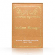 Amazing Ayurveda Premium Handmade Soap- Indian Mango, 130ml