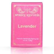 Amazing Ayurveda Premium Handmade Soap- Lavender, 130ml
