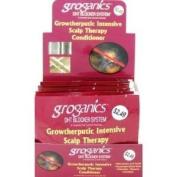 Groganics Growtherputic Intensive Scalp Conditioner Packets