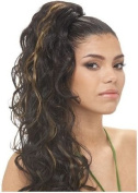 CLASSICAL GIRL - Model Model Glance Synthetic Hair Drawstring Ponytail