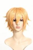 Anangelhair +Free Hair Cap Japanese Anime Free! Hazuki Nagisa Cosplay Wig Hallowmas Cos Party