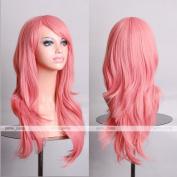 Cosplay Inshop 70cm Long Big Wavy Hair Heat Resistant Cosplay Wig Free Shipping