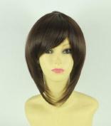 Attack on Titan Sasha Blouse Brown Long Cosplay Wig