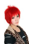 FENGSHANG Beauty Itsutoki Otoya Party Short Wigs 36cm Red