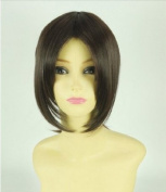 Attack on Titan Yumir Short hair Anime Party cosplay wig+ Wig Cap
