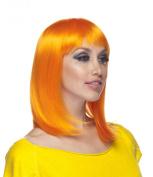 Doll Wig (Orange)