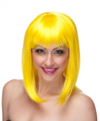 Doll Wig (Yellow)