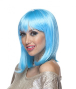 Doll Wig (Light Blue)