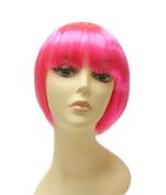 Tressecret Number 732 Wig, Hot Pink