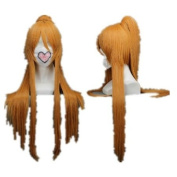 Pandora Hearts Mix Dark Gold Straight Long Costume Wig Costume Wigs
