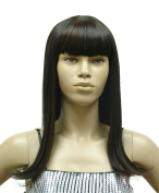 Tressecret Number 670 Wig, Frosted Cinnamon, 4.5 to 46cm