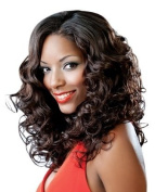 CHOCOLATE TWIN TWIST 30cm - EverBeauty Chocolate 100% Human Hair Weave Extensions