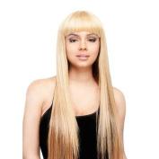 R & B COLLECTION 100% Human Hair Blended Wig -UBA