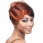It's A Wig 100% Human Hair Wig Indian Remi Natural Beatrice Colour 1