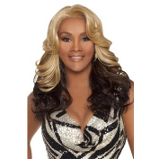 Vivica Fox Synthetic Deeep Lace Front Wig - Napoli V-FS1B/27