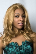 RnB Collection Synthetic hair lace front wig, GEM