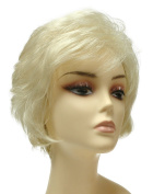 Tressecret Number 450 Wig, Swedish Blonde 22, 1 3/4 to 10cm