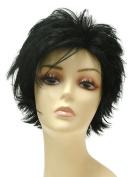 Tressecret Number 430 Wig, Jet Black 1, 2 1/4 to 8.3cm