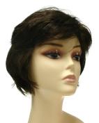 Tressecret Number 450 Wig, Dark Chocolate 6, 1 3/4 to 10cm