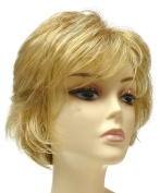 Tressecret Number 450 Wig, Ginger Blonde 25, 1 3/4 to 10cm