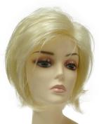 Tressecret Number 605 Wig, Platinum Blonde 613, 2 3/4 to 18cm