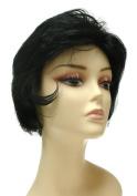 Tressecret Number 450 Wig, Jet Black 1, 1 3/4 to 10cm