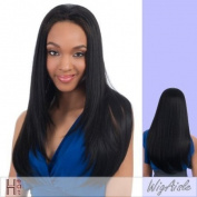 FHW150-V (Vivica A. Fox) - Futura Fibre Half Wig in DARKEST BROWN