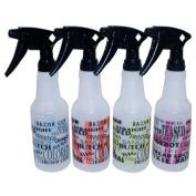 Tolco Spray Bottle 473 ml with Grafitti Hairstyle Print