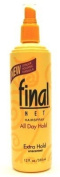 Final Net Unscented All Day Hold Hairspray, Extra Hold 12 fl oz (355 ml)