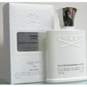 Silver Mountain Water 120ml Eau De Parfum by Creed Milessime Spray Unisex  New In Box