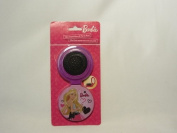 Barbie Glam Compact Mirror with Pop up Hair Brush