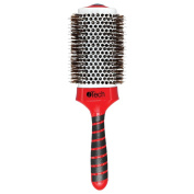 HAIRART ITECH Magnetic Tourmaline 8.3cm Boar & Nylon Bristle Brush 76500