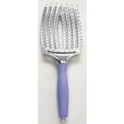 Olivia Garden Finger Brush Curved & Vented Paddle Brush, 3 Sizes