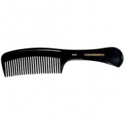 Master Barber 100% Hard Rubber Rake Comb